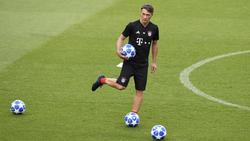 Niko Kovac warnte seine Mannschaft vor dem Druck in der Königsklasse