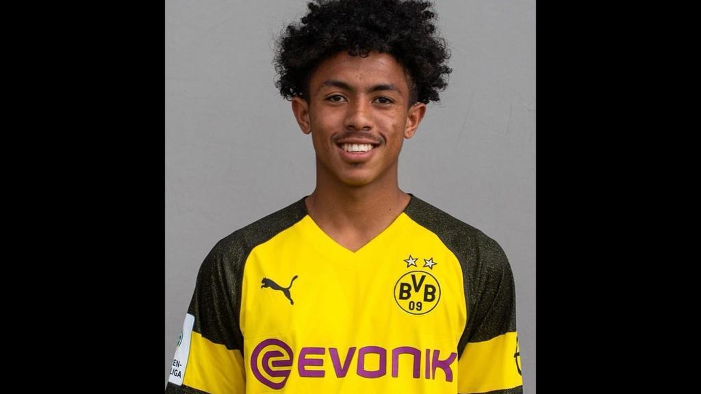 Neues BVB-Talent: Tashreeq Matthews (Bildquelle: twitter.com/YesWeCrann)