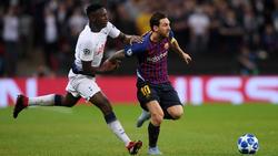 Messi también estará contra el Tottenham. (Foto: Getty)
