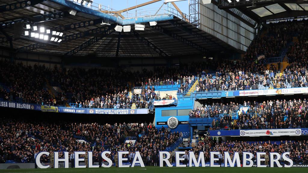 Ein Teil der Londoner Fans steht derzeit arg in der Kritik