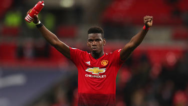 Paul Pogba findet bei Manchester United derzeit zu alter Stärke