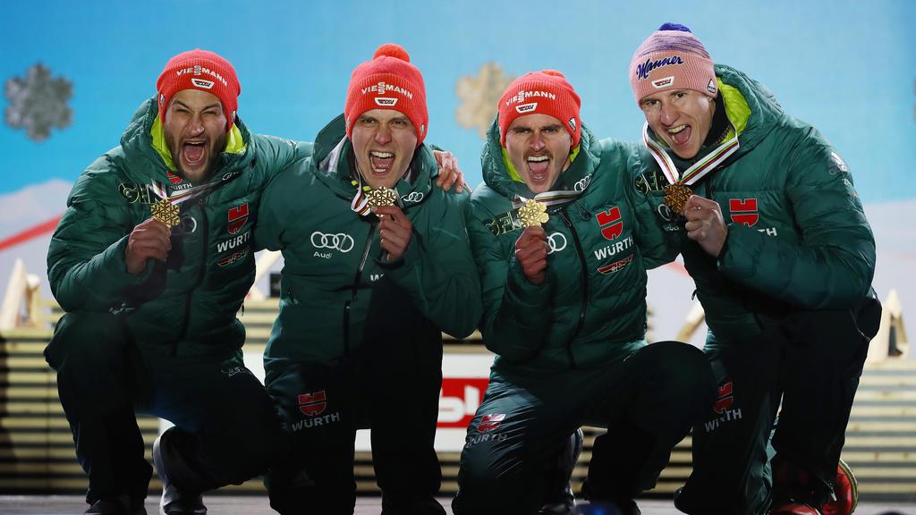 Ski Wm Medaillenspiegel