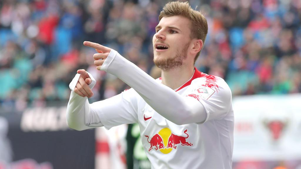Wechselpoker um Werner wird auf das Saisonende vertagt