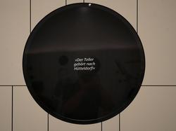 Im Rapideum gähnt ein schwarzes Loch