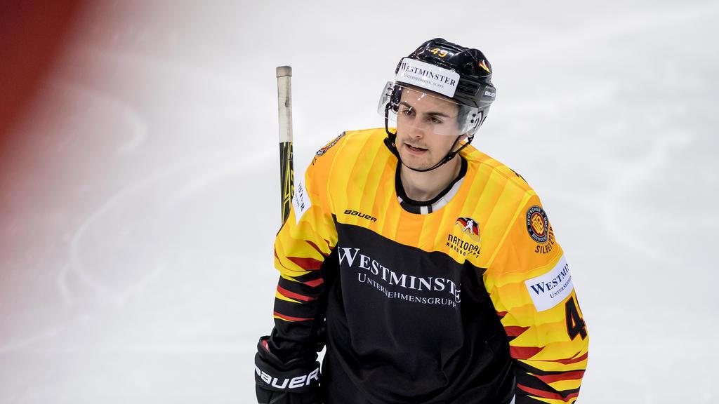 Maximilian Kammerer kehrt zur DEG zurück