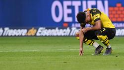 Borussia Dortmund gab eine 2:0-Führung aus der Hand