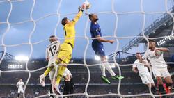 Der FC Chelsea und Eintracht Frankfurt lieferten sich einen harten Fight