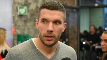 Musste sich einer nach Ohren-Operation unterziehen: Lukas Podolski