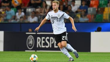 Die U21 um Arne Maier startet gegen Belgien