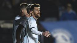 Messi sueña con alzar la Copa América 2019.