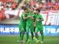 El fútbol chino en pleno auge. (Foto: Getty)