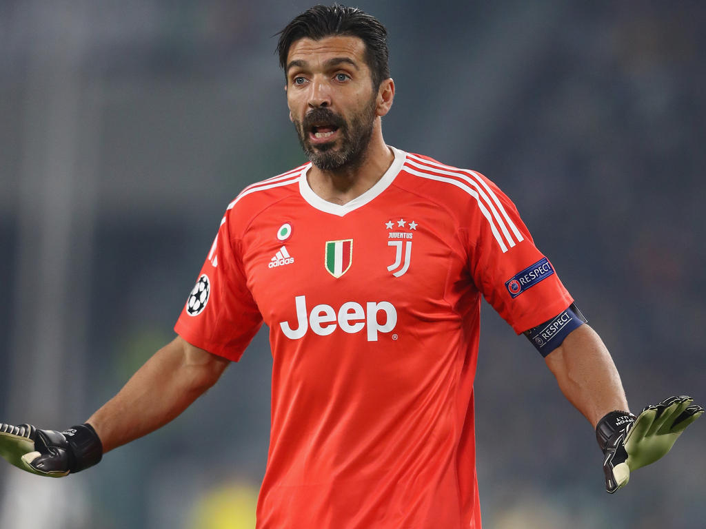 the latest ee2d9 458ba Champions League » News » Buffon, Pjanic doubts for Juve in ...