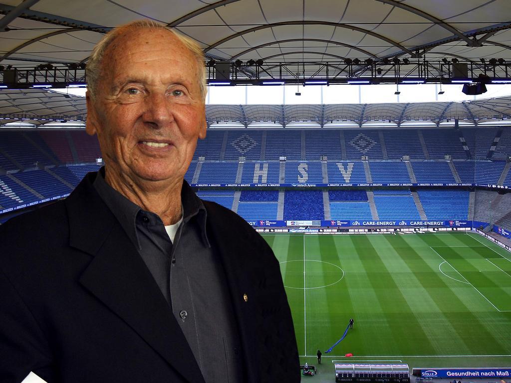 Ist der erste Bundesliga-Coach des Hamburger SV: Martin Wilke