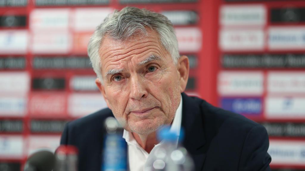 Für Wolfgang Dietrich ist der Abstieg des VfB Stuttgart noch immer unerklärlich