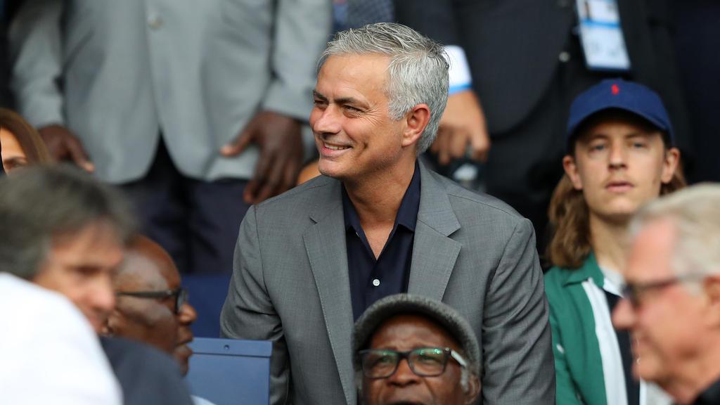 Bereitet sich José Mourinho auf einen Job in der Bundesliga vor?