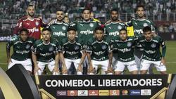 El Palmeiras es claro candidato al título.