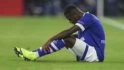 Hamza Mendyl erlebte beim FC Schalke 04 ein katastrophales Jahr
