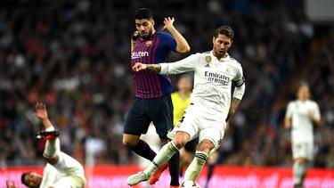Der Clásico zwischen Real Madrid und dem FC Barcelona wird wohl verschoben