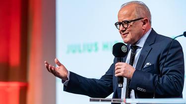 Fritz Keller ist der neue starke Mann beim DFB