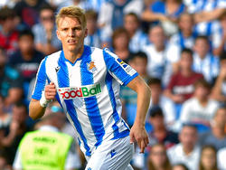 Martin Ødegaard spielt derzeit für Real Sociedad
