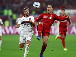 Liverpool FC gegen Flamengo
