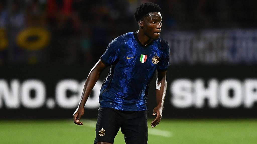 Lucien Agoume wird mit einem Wechsel zum FC Bayern in Verbindung gebracht