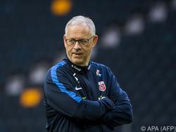 Lars Lagerbäck spielt gerne gegen Österreich
