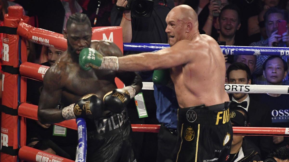 Der WM-Kampf zwischen Deontay Wilder und Tyson Fury soll nun im Herbst stattfinden