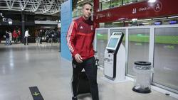 OdysseasVlachodimos stammt aus der Jugend des VfB Stuttgart
