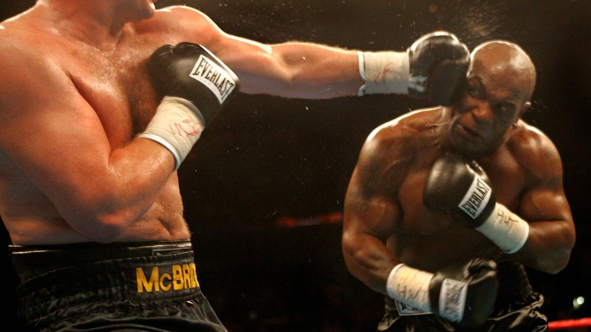 Mike Tyson war chancenlos gegen Kevin McBride