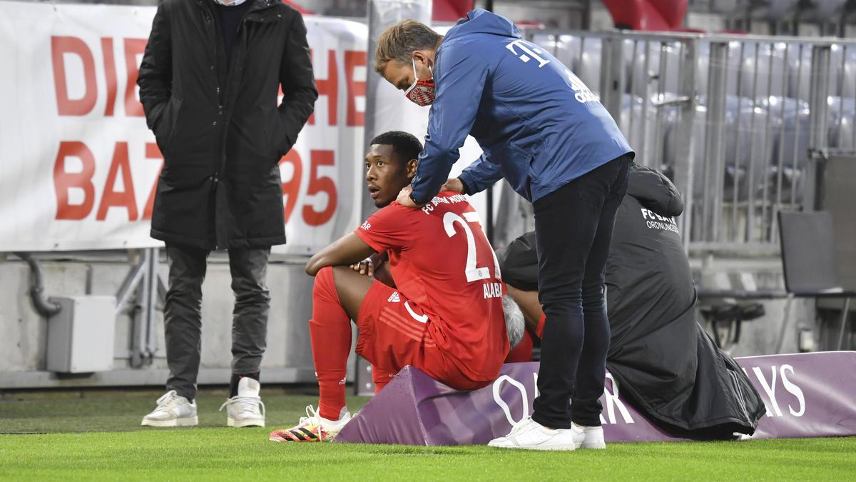 FC Bayern München: Darum wird der Alaba-Poker für Bayern zur ...