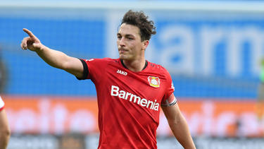 Julian Baumgartlinger will mit Bayer in die Königsklasse