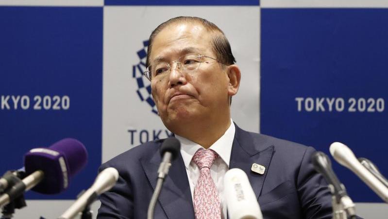Erhofft sich einen positiven Effekt der Tokio-Spiele 2021: Orga-Chef Toshiro Muto