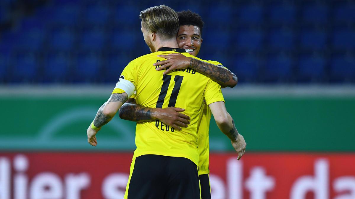Der BVB legte in der ersten Runde des DFB-Pokals einen Saisonstart nach Maß hin