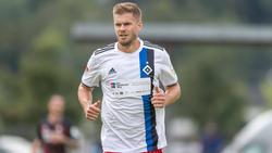 Simon Terodde wechselte in diesem Sommer zum HSV