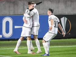 Der LASK nimmt aus Antwerpen drei Punkte mit