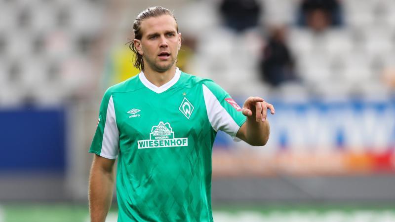 Werder Bremen muss weiter auf Niclas Füllkrug verzichten