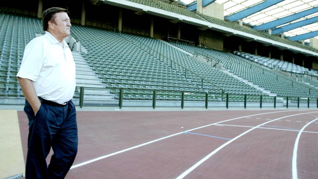 Otto Baric trainierte die Fußball- Nationalmannschaften Österreichs und Kroatien