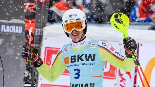 Linus Straßer ist nach den jüngsten Rückschlägen für Chamonix positiv gestimmt