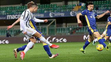 Ronaldos Tor reichte Juventus nicht