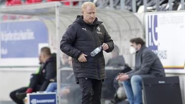 Gladbachs U23-Trainer Heiko Vogel steht im Blickpunkt