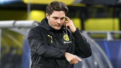 BVB-Trainer Edin Terzic erwartet gegen Werder Bremen ein schweres Spiel