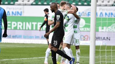 Greuther Fürth träumt weiter von der Bundesliga