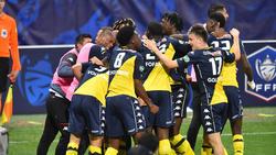 Die AS Monaco steht im Halbfinale des französischen Pokals