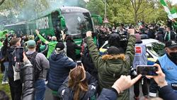 Werder Bremen erhält vor dem entscheidenden Bundesliga-Spiel Unterstützung