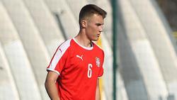 Branislav Knezevic soll das Interesse von Eintracht Frankfurt und Hertha BSC geweckt haben
