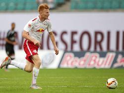 Zsolt Kalmar soll beim FSV Frankfurt Spielpraxis sammeln
