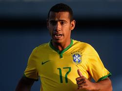 Lucas Evangelista en una imagen con las categorías inferiores de Brasil. (Foto: Getty)