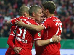 Wird bei Bayern München dieser Tage zu viel gekuschelt?