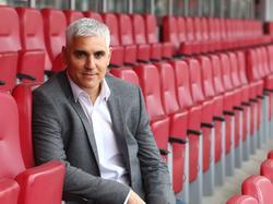 Andreas Bornemann hat klare Vorstellungen von seiner Arbeit beim 1. FC Nürnberg